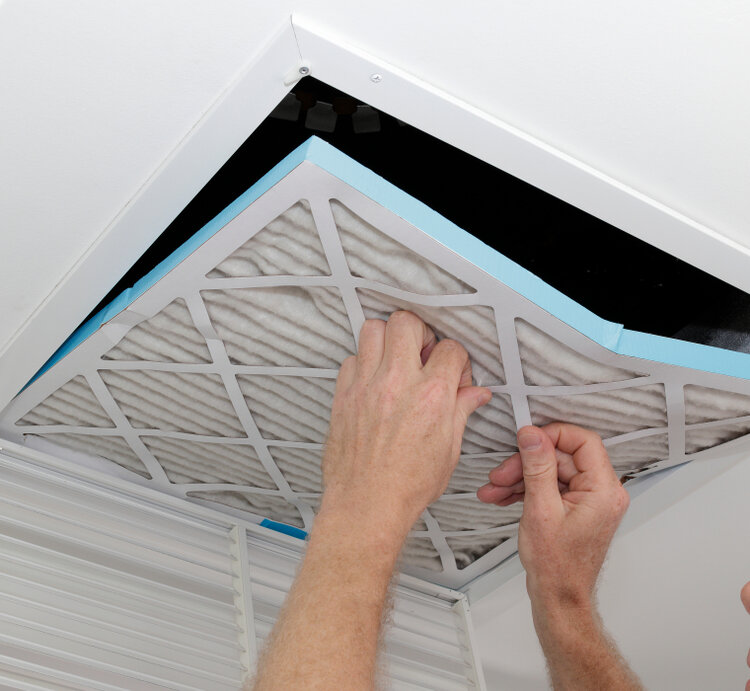 heating and cooling services, AC services